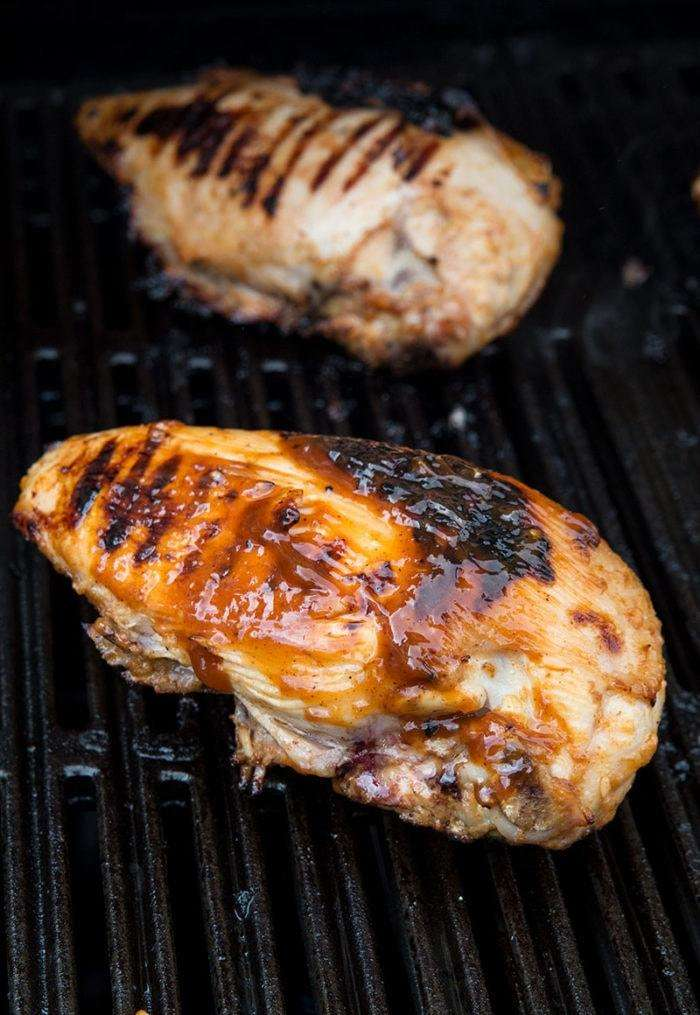 Low Carb Barbecue Chicken Marinade