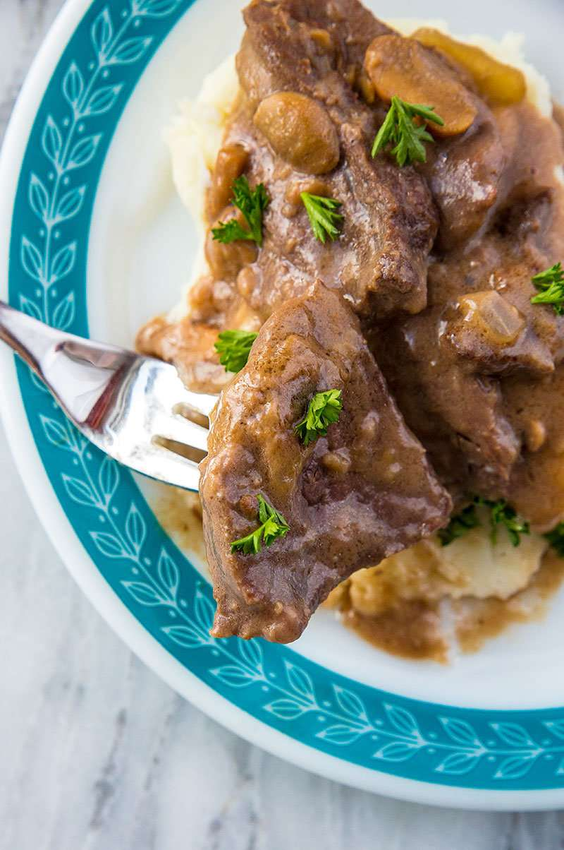 Instant Pot Low Carb Cube Steak and Gravy