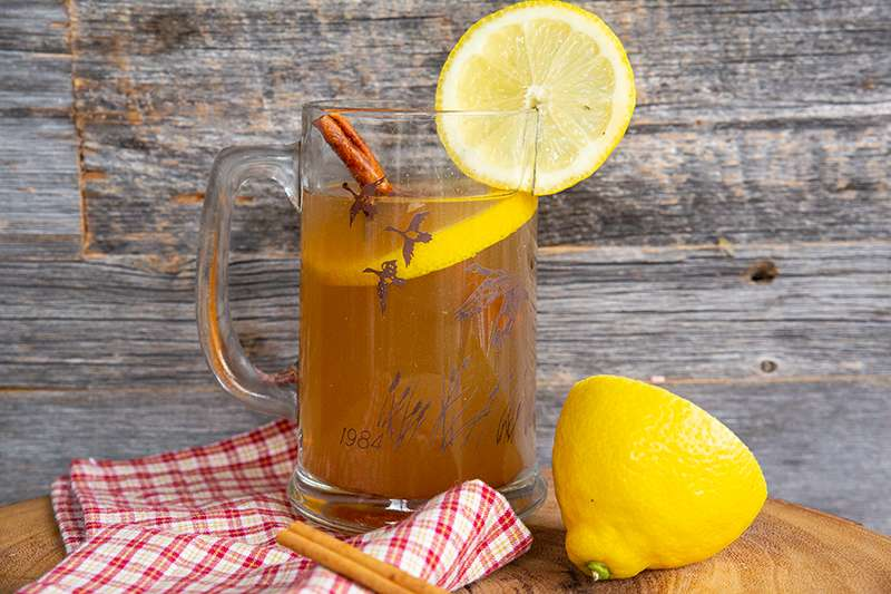 This Sugar Free Hot Toddy is delicious and perfect for a rainy or cold day.