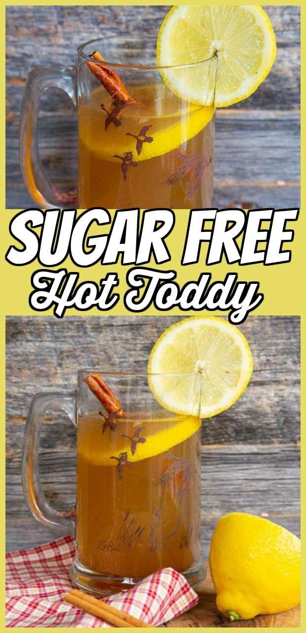 Sugar Free Hot Toddy