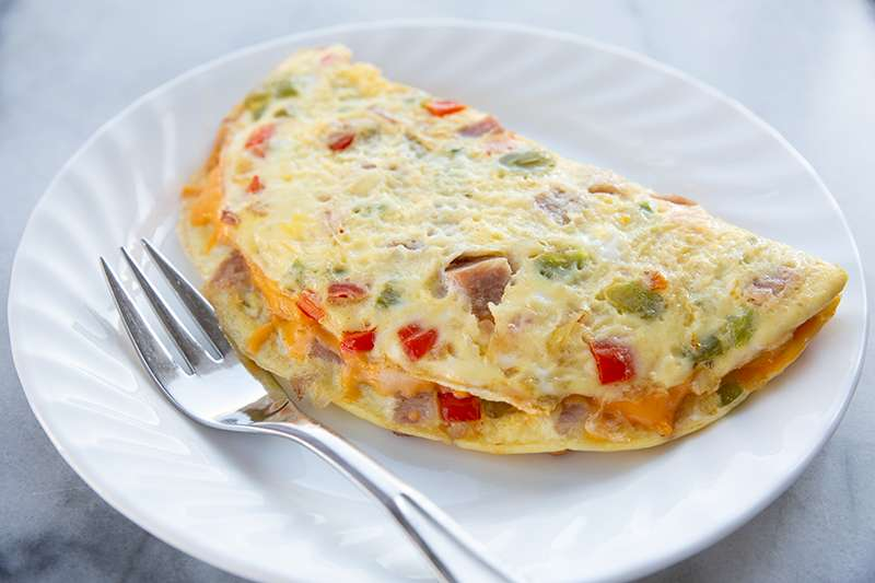 Western Omelette / Denver Omelette