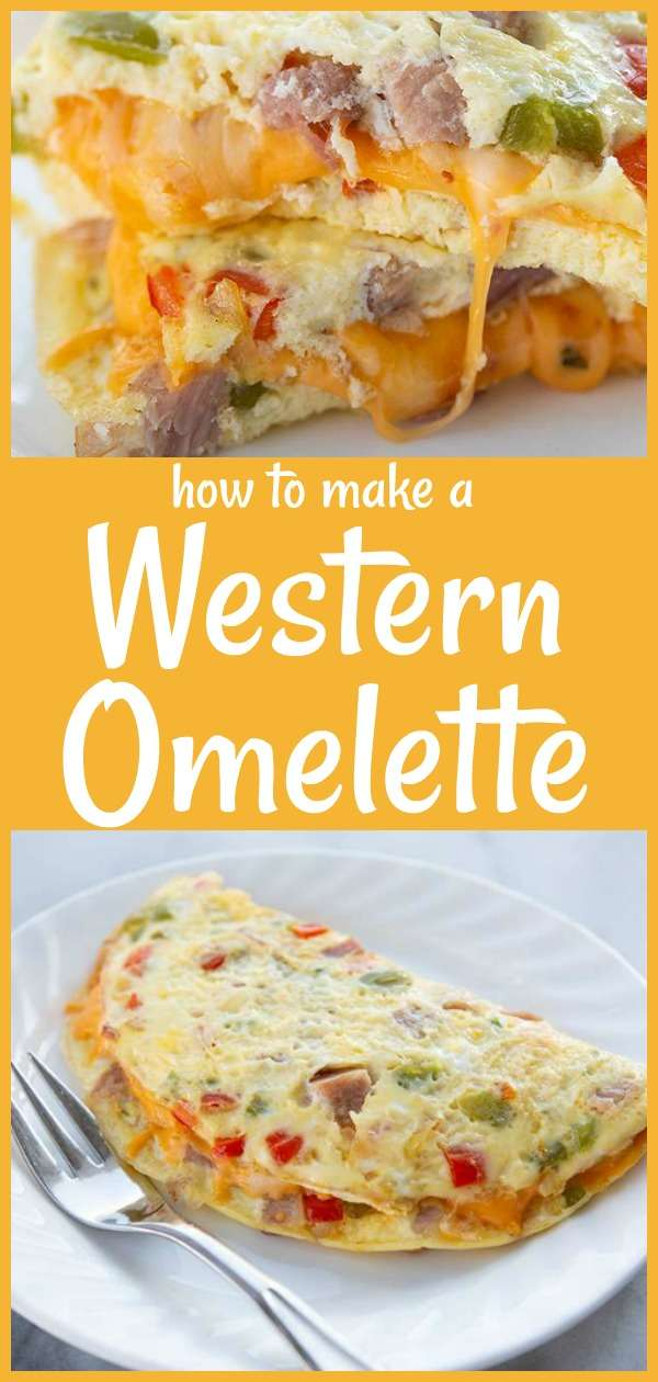 how to make a western omelette
