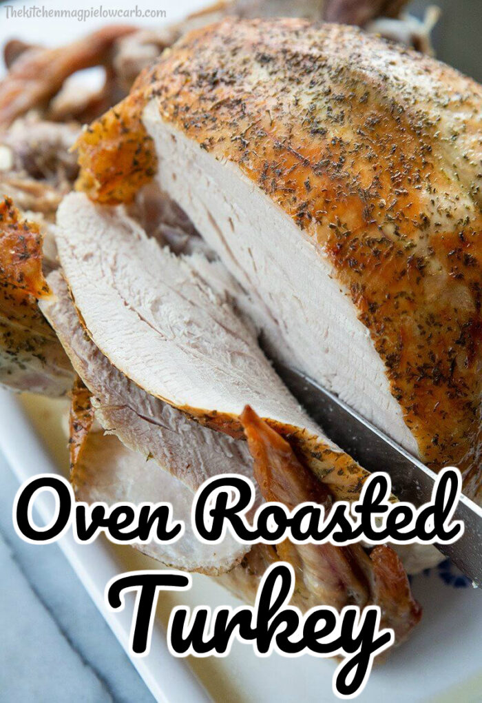 Oven Roasted Turkey #turkey #ovenroastedturkey # Dinner #Christmasdinner