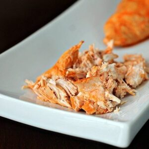Crock Pot Buffalo Chicken